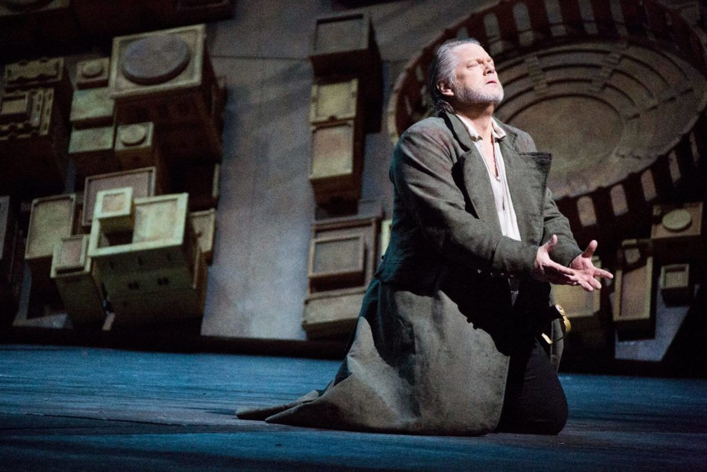 Gregory Kunde Les Troyens La Scala Milan