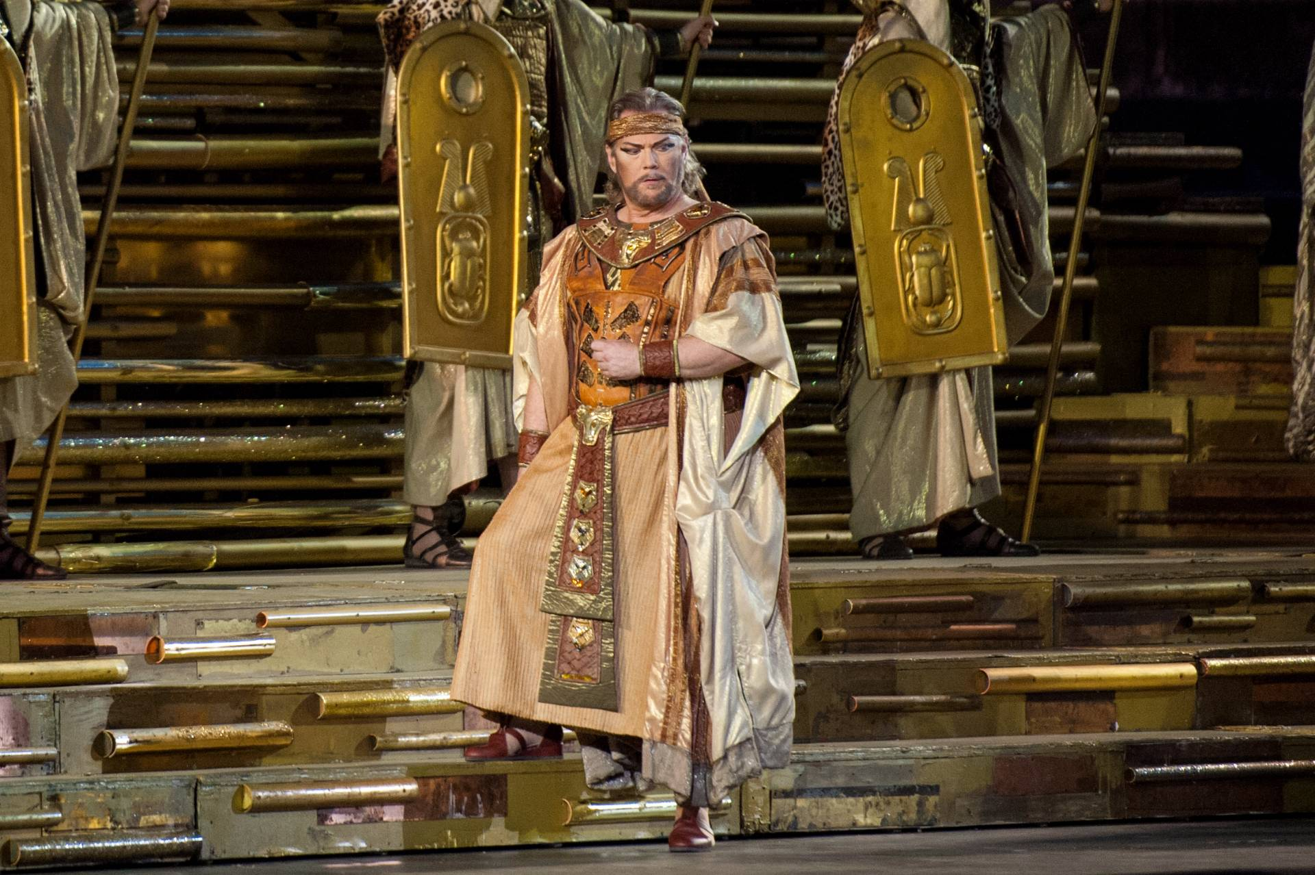 Gregory Kunde Aida Verona