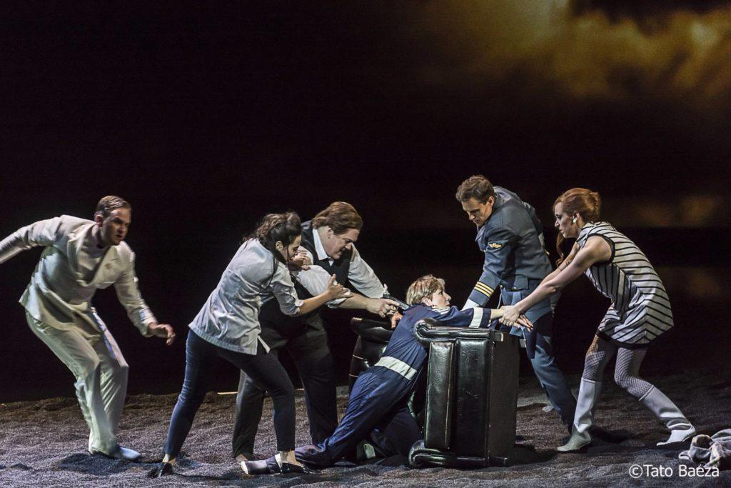 Idomeneo 2 - Les Arts 2016 - ©Tato Baeza