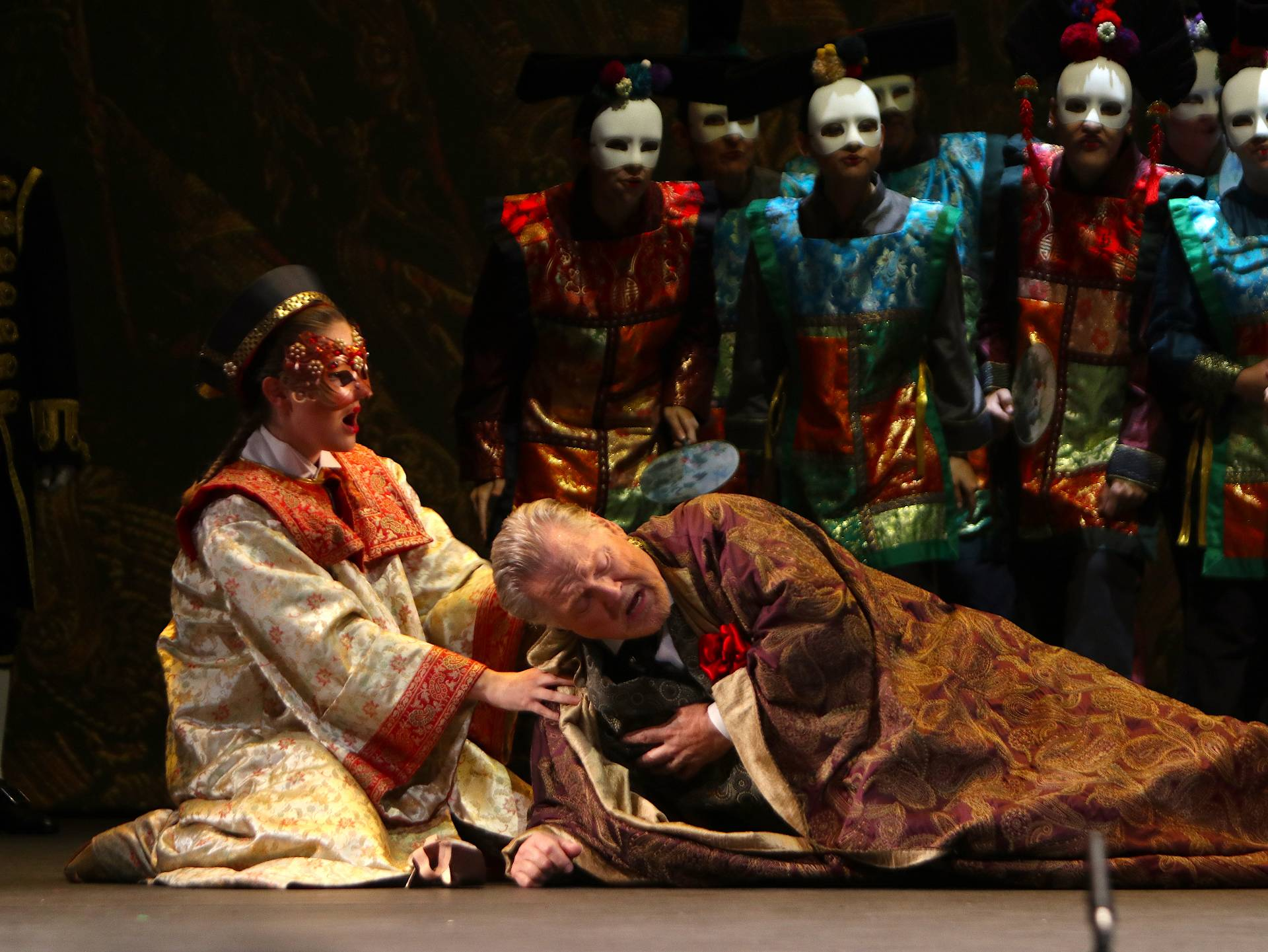 Gregory Kunde Un ballo in maschera A Coruña