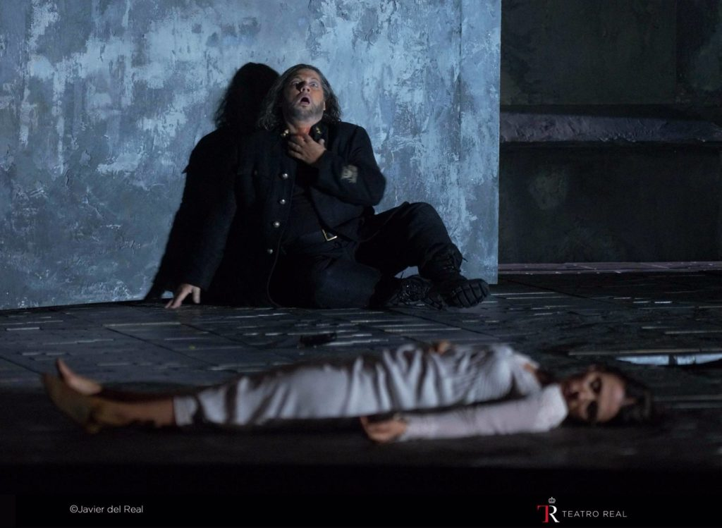 Gregory Kunde Otello Teatro Real Madrid