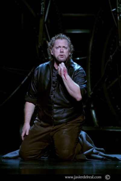 Gregory Kunde Roberto Devereux Teatro Real